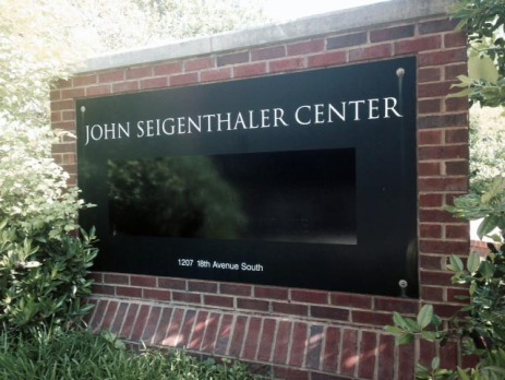 The John Seigenthaler Center, Nashville, Tenn., the site of the annual SFJ Conference