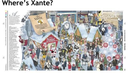 xante page