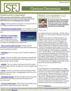 SFJ Newsletter 3