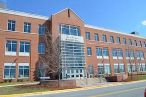 Knight Hall at the University of Maryland