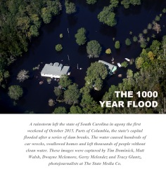 "Lead image from ""The Flood: What We Saw"" published at thestate.com"